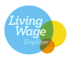 Living wage employer image